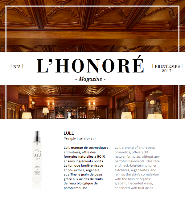 L'honoré Magazine